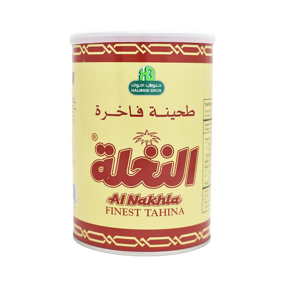 Al-Nakhla Finest Tahina Tin